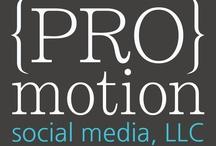 Brands on Pinterest / by {PRO}motion Social