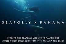 """Seafolly X Panama / Panama - """"Stay Forever"""" (Official music video)   This video is a video collaboration between Panama and Seafolly, directed by Daniel Askill and starring Martha Hunt.  / by Seafolly Australia"""