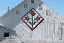 Barn Quilts / by Janice N Ellis Rewerts