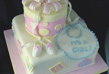Baby Shower Cakes / by Bakery Crafts