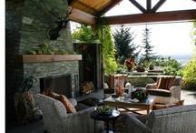 Deck/patio / by Cris .