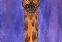 Giraffe / by Jill Pearce