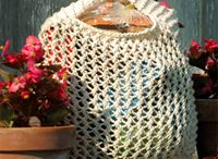 knitting and crochet / by Mary Walls