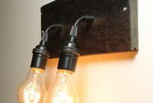 decor: lights / by elana's pantry