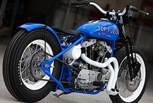 Motorcycles / by Roger Sr