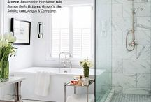 Bathrooms / by Shelly Shuler