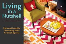 Decorating small spaces / by Karen Bozek