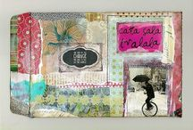 Mail Art / Mail Holders and Mailboxes / by Marja Schwedler