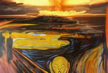 Let's Get Nuclear / Beautiful disasters / by Megan Gross