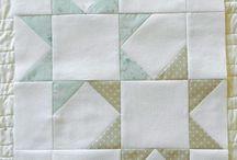 Block patterns / by Sue Zlogar