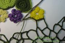 crochet Irish and lace / by nanwraps