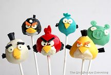 Angry Birds / by Cathy C - 505 Design+Paperie