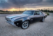 oldsmobile / by Mike sherman9906