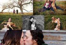 Engagement Pictures.  / by Maci Rucker