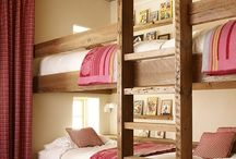 House bunk beds / by Sarah Willett