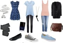Complete the Look  / by Syrena Oswyn There
