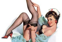 Pin-ups / by Shawnee Slaughter