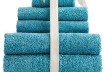 Towel fold / by Gisela Wainberg