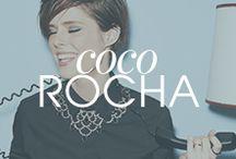 Coco Rocha / by BaubleBar