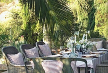 * Je t'aime ~ Outdoor Inspirations * / by Karyn G