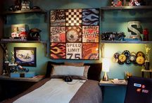 boy room / by Angela Meek