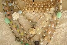 upcycled jewely / by Shenita Tony