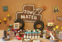Disney Cars Party / by Sweetly Chic Events & Design