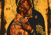 Theotokos Icons / by Mary