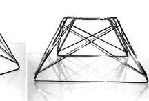 Eames: Cat's Cradle Base / Eames Chairs Cat's Cradle Base / by tururu (x4duros)