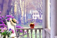 Porches and Patios / by Sheila McGary-Baird