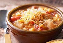 Soups / by Jessica Britt