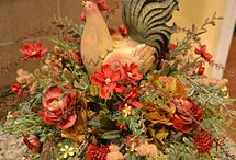 French country decor / by Kym Lopez Woods