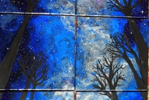 a love for astronomy created this / by Amber Allen