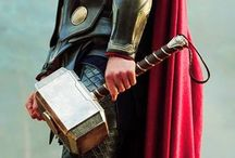 Thor/Jack Reacher / by ShaLee Gingery