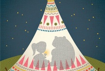 Just sweet illustrations / by Eve Nera