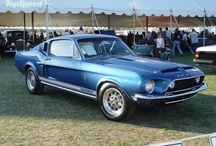 Muscle Cars / Cars that I would love to have and drive / by DrJay Ellis