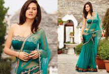 Indian Fashion / #Bollywood #Indian #Clothing # Fashion #Jewelry #sarees #lenghas / by Kriti Kumari