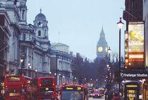 Lovely London / by Diana Berezhkova