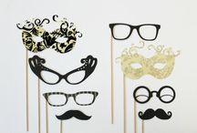 Party Photo Booth & Pictures ♥ / by Inspired...