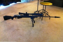 Mosin Nagant...need I say more? / Everything Mosin / by Jedidiah DeLozier