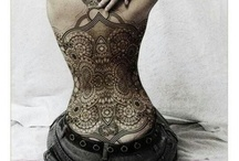 Beautiful ink♥ / by Kimber Barnes