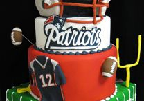 New England Patriots / by Leanna Pink-Sewell
