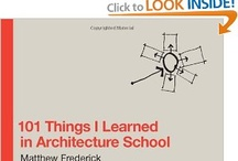 Architecture / by Donald Hall