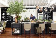 Interiors: Kitchens & Dining Spaces / by jcmdesign.