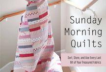 Quilting tutorials / by Missy Larson-Sarginson