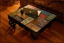Furniture ideas / by James Knarr