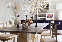Dining room / by Hardman Sarakhet