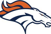 Denver Broncos / by Bobbie Wool