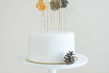 Cakes / by Rachel Crookston