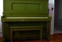 Piano Ideas / by Tracy W.